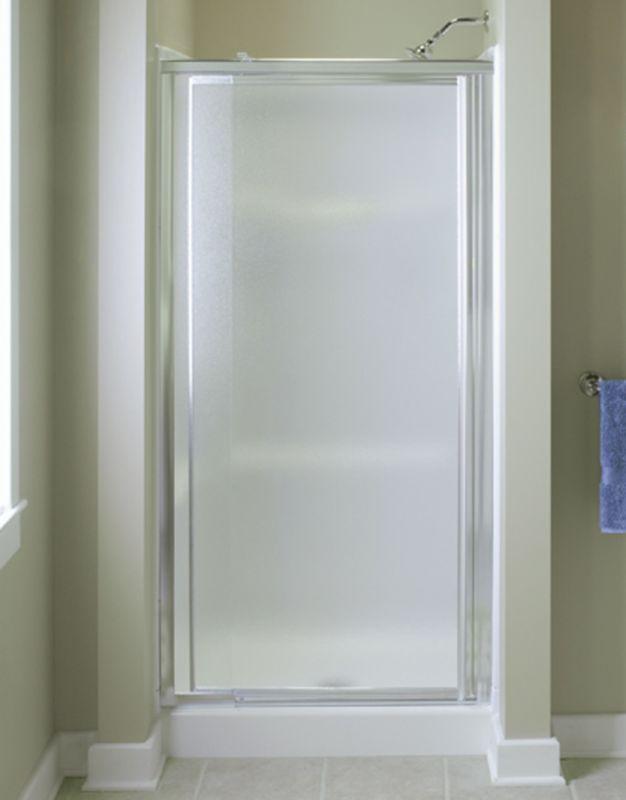 Sterling 1500d 48s silver vista pivot ii 65 1 2 high x 48 for 1500 shower door