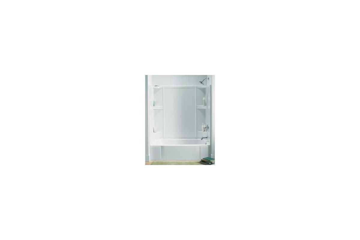 Sterling 76240120 0 White Accord Series 7124 60 Quot X 30 Quot X