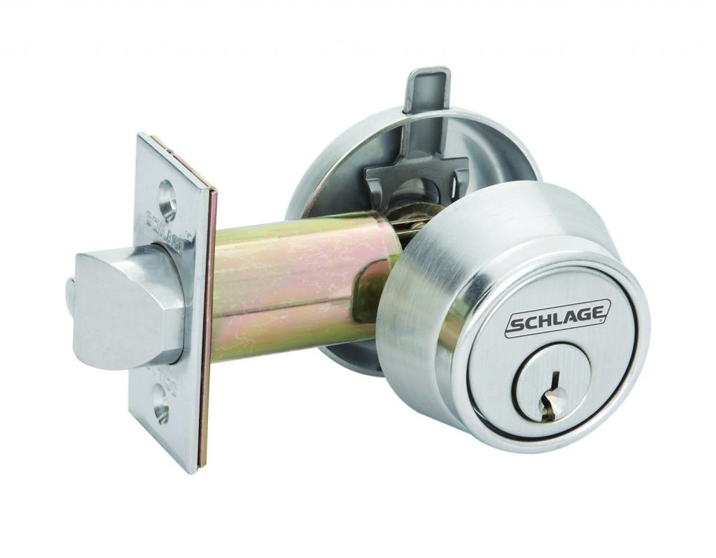 Schlage B250r626 Satin Chrome B250 Series Commercial Grade