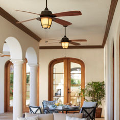 Shop Ellington Fans by Craftmade Outdoor Ceiling Fans at LightingDirect.com