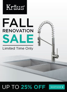Shop the Kraus Fall Renovation Sale!