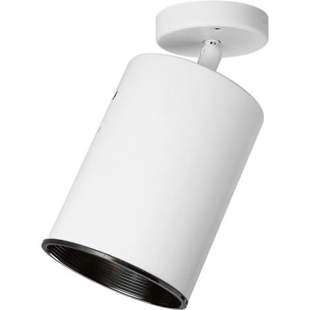 Progress Lighting P6397 30 White Directional Series 5 3 4 Quot Single Light Fully Adjustable Br 40