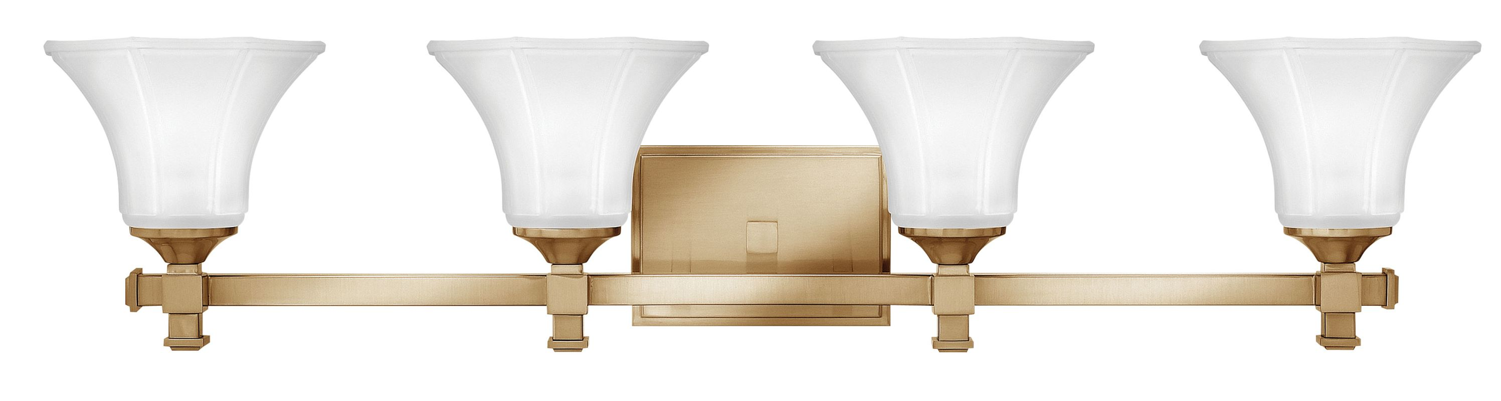 Hinkley Lighting 5854BC Brushed Caramel 4 Light 34.5