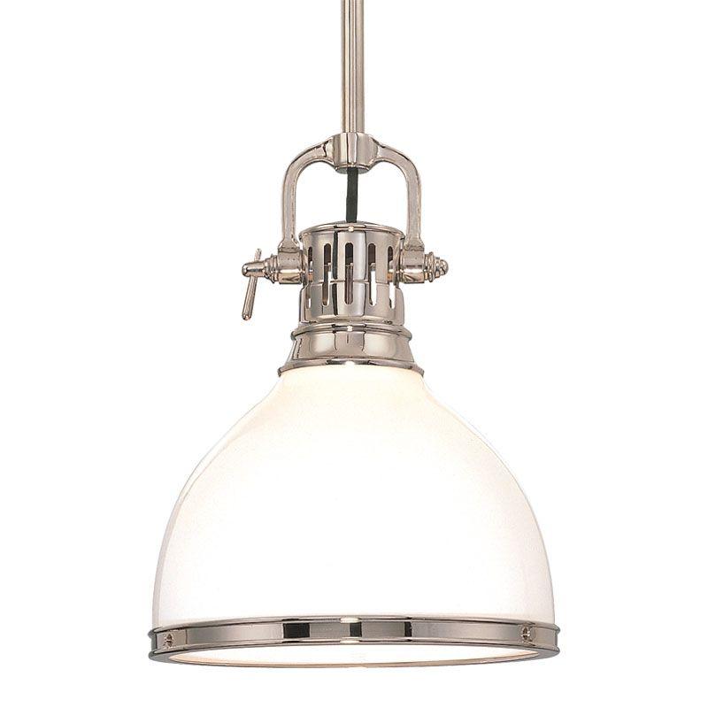 Hudson Valley Lighting Bulbs: Hudson Valley Lighting 2622-PN Polished Nickel Randolph 1