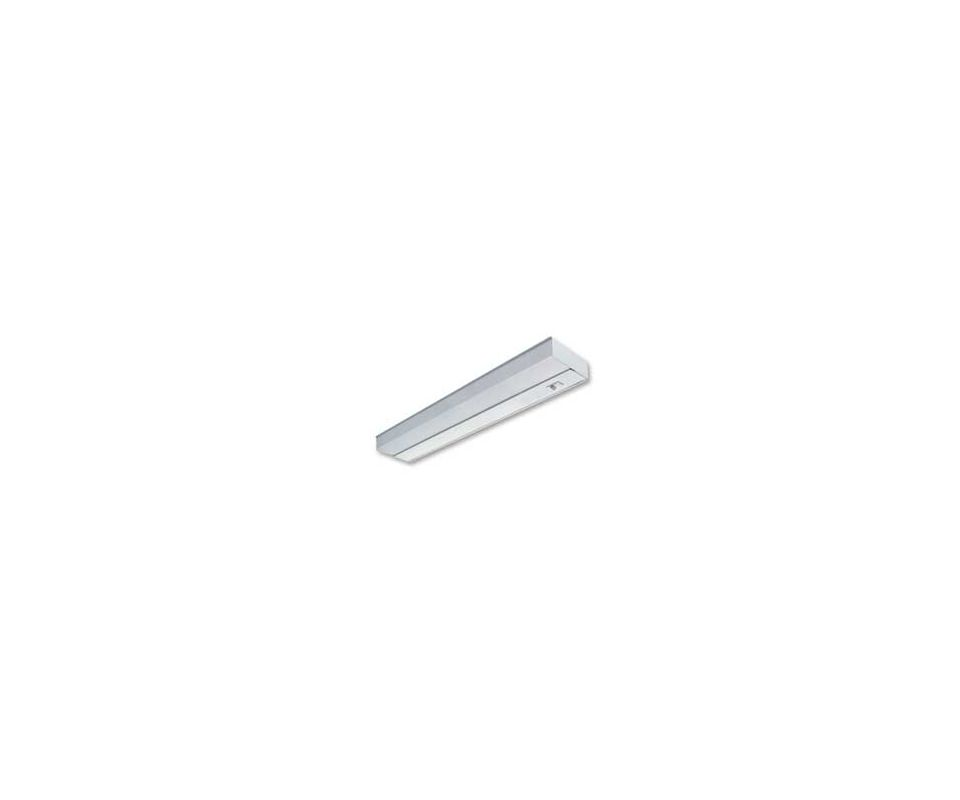 """Fluorescent Light Goes On And Off: Lithonia Lighting 2UC 20 120 SWR M6 White 24-1/2"""" Direct"""