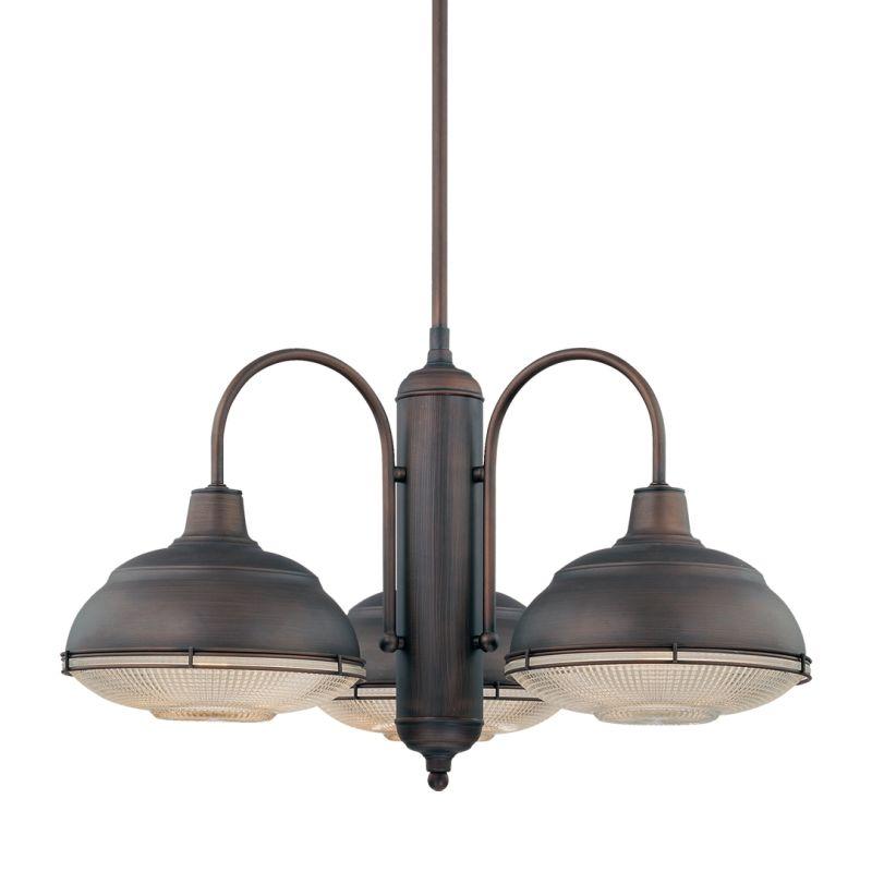 Millennium Lighting 5333-RBZ Rubbed Bronze Neo-Industrial