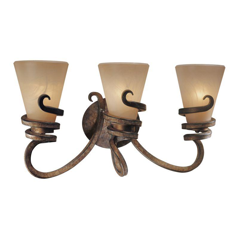 Minka Lavery 6763 211 Tofino Bronze 3 Light Bathroom