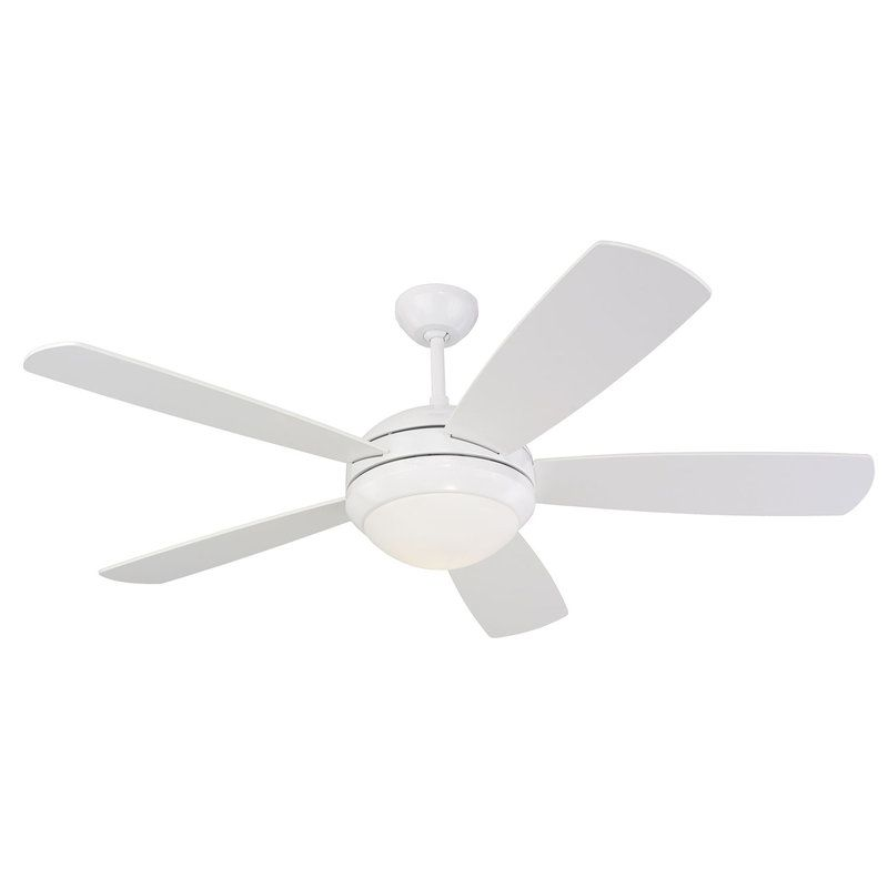 5 Blade Ceiling Fan With Light