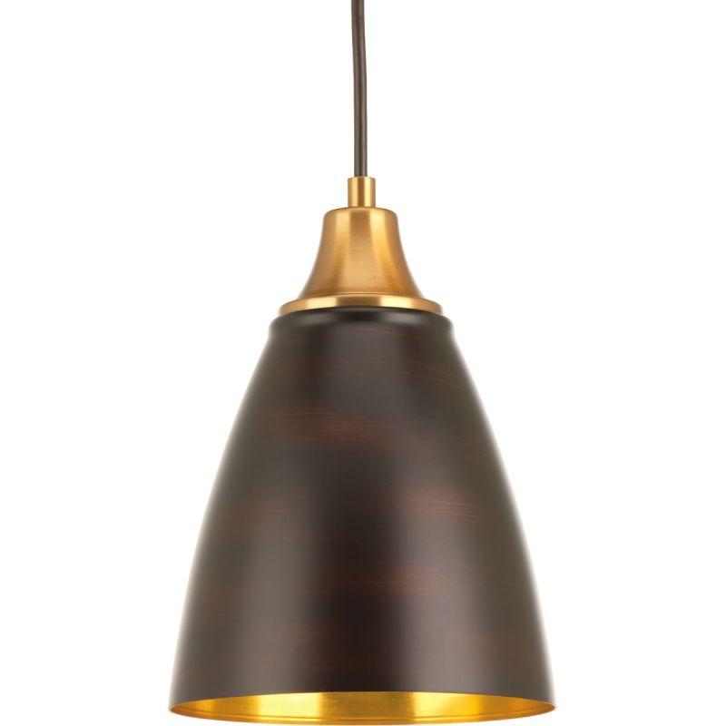 Progress Lighting P5175 2030k9 Antique Bronze Pure 7 Wide