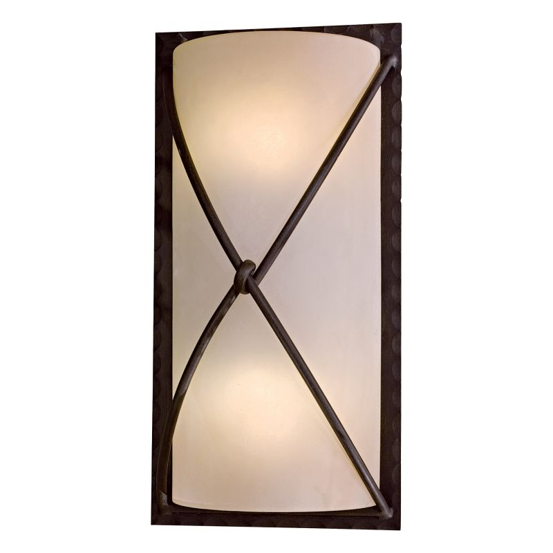 The Great Outdoors 72002 A138 Pl Aspen Bronze 2 Light