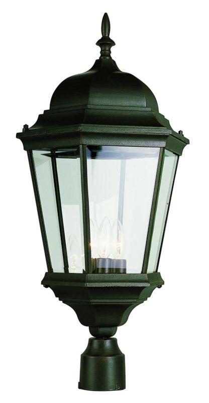 Trans Globe Lighting BK Black Three Light Up