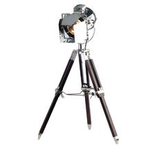 "Ansel 6.5"" Wide Tripod Single Light Tripod Floor Lamp from the Urban Classics Collection"