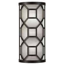 Black+White Story Two-Light Wall Sconce