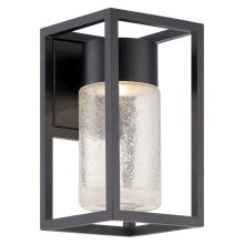 "Structure 11"" Height LED Dimming Outdoor Wall Sconce Dark Sky Friendly"