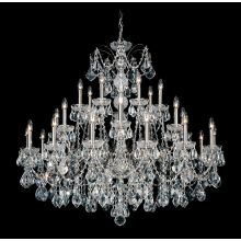 "42 1/2"" Wide 28 Light Candle Style Chandelier from the Century Collection"