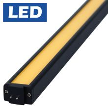 "Unilume LED 13"" 8 Watt Plug-In Under Cabinet Light Bar - 520 Lm / 2700K"