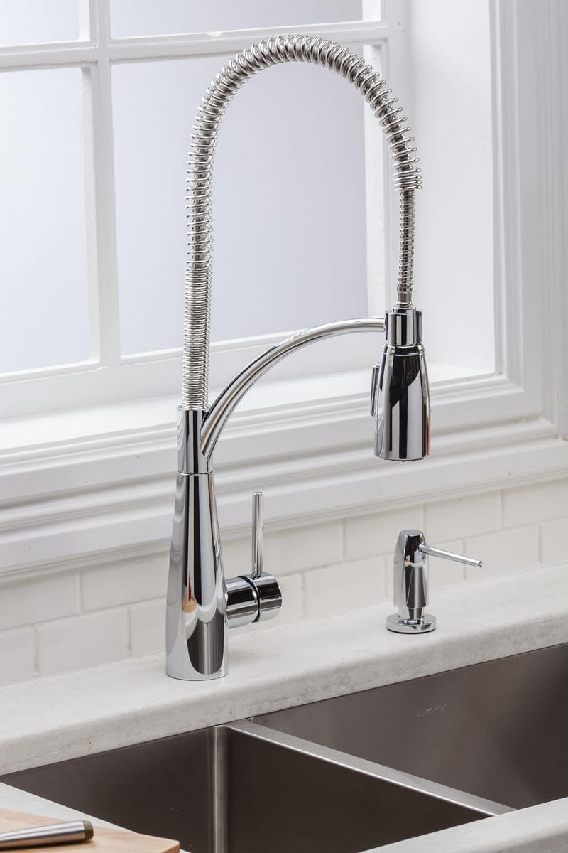 Elkay Kitchen Faucet Parts Faucetcom Lkav4061cr In Chrome By Elkay