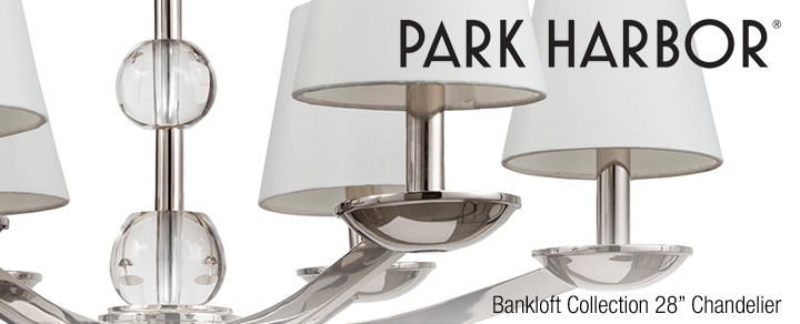 Park Harbor Lighting Chandeliers Vanity Lights Pendants More