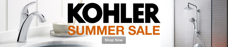 Kohler Summer Sale. Save on hundreds of top products at FaucetDirect.