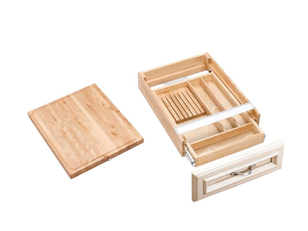 Rev A Shelf 4kcb 21 Natural Wood 4kcb Series Combination