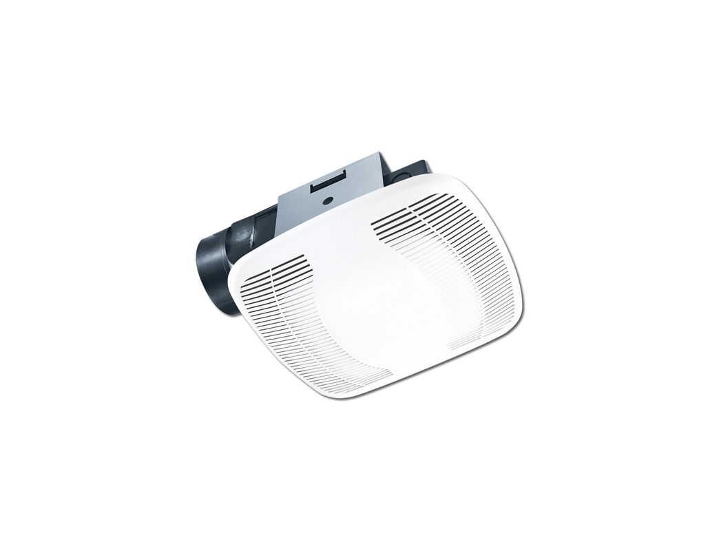Air King Bfq75 White 70 Cfm 1 5 Sone Energy Star Rated Exhaust Fan With Snap In Installation