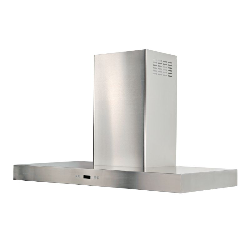 Cavaliere Euro SV218Z2 I48 Stainless Steel 48 Stainless Steel Island Ra