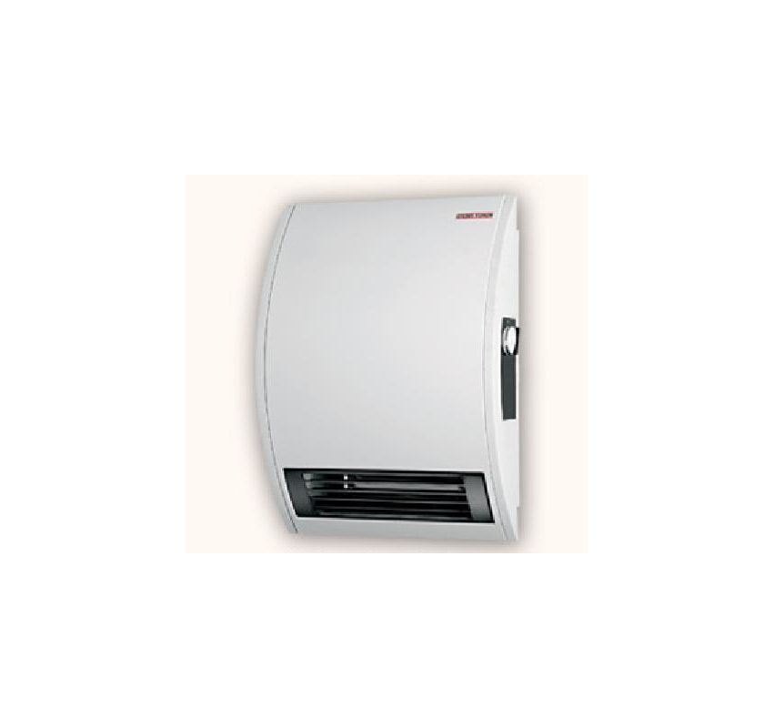 Stiebel Eltron Ck15e White 120 Volt Wall Mounted Electric Fan Heater With Built In Thermostat