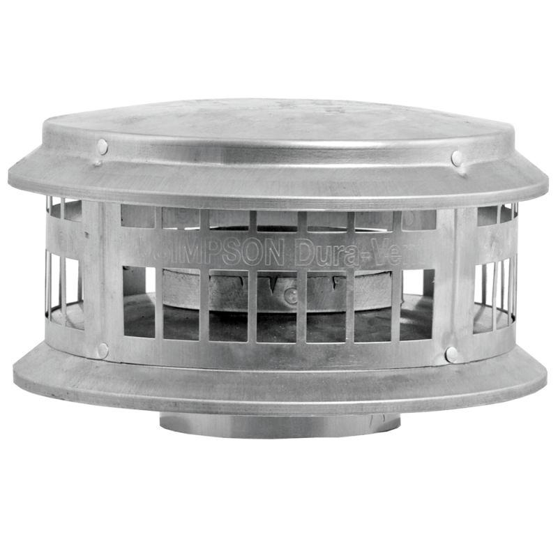 duravent 4gvdc aluminum 4 inner diameter type b round