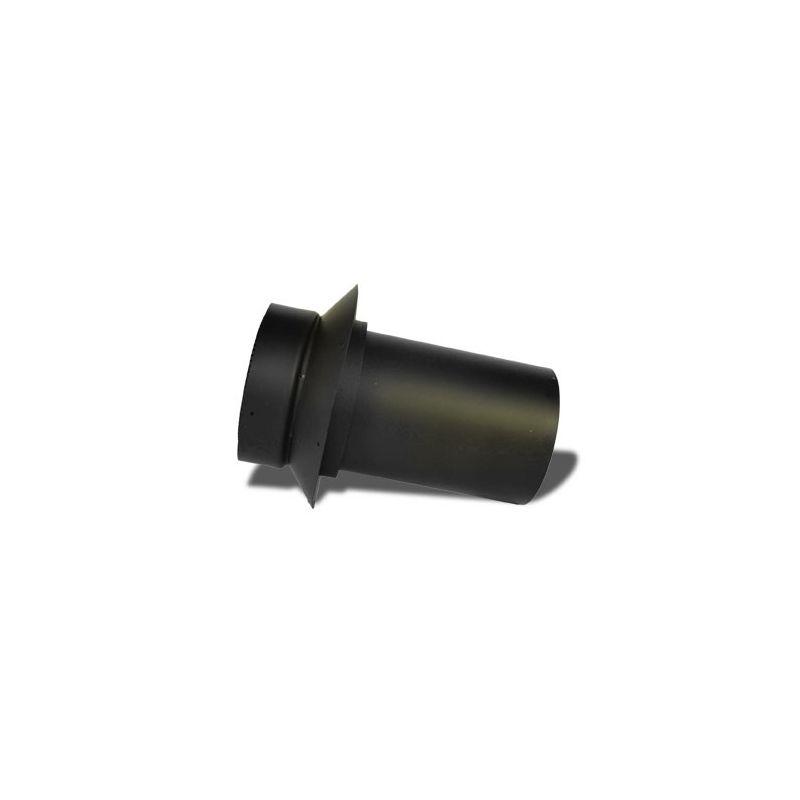 Metalbest Dsp6ma Black 6 Quot Inner Diameter Dsp Stove Pipe