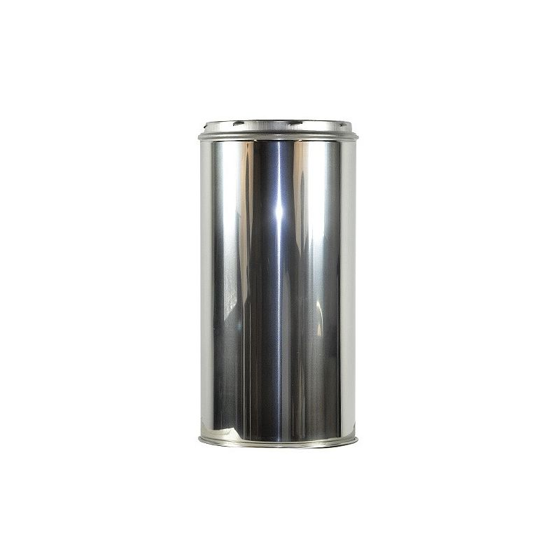 Shasta Vent 8a 18 Stainless Steel 8 Quot Inner Diameter